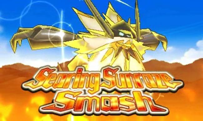 Pokemon ultra sun and moon new z moves