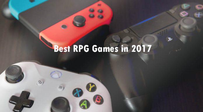 best rpg games in 2017