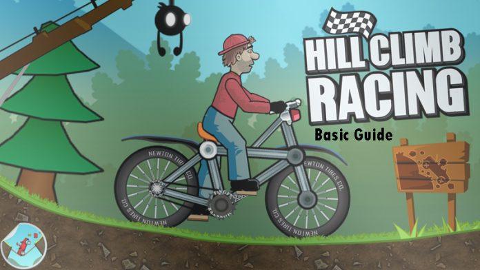 hill climb racing basic guide