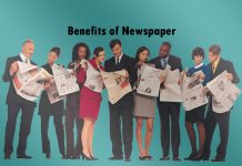benefits of reading newspaper