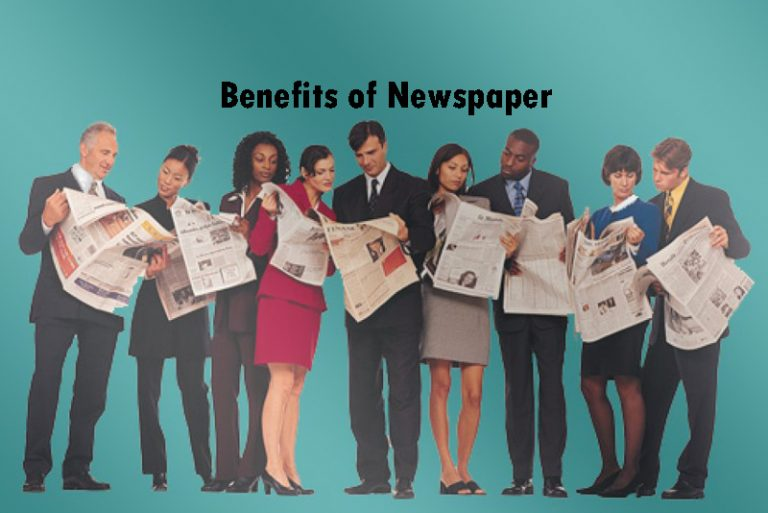 Benefits of Reading Newspaper || Gain Much Knowledge From it!
