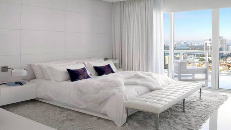 Design Ideas For Your New White Man Bedroom