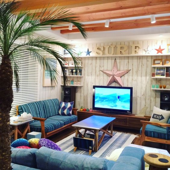 tropical basement