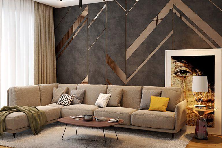 Living Room Decoration Ideas Using Decorative Items