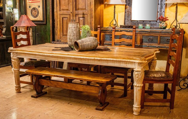 Choosing the Right Raw Material For Rustic Furniture