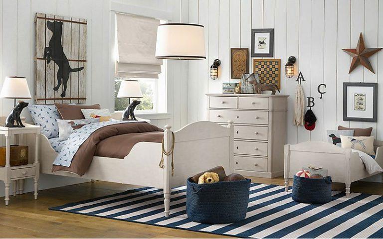 Small Vintage Bedroom Ideas