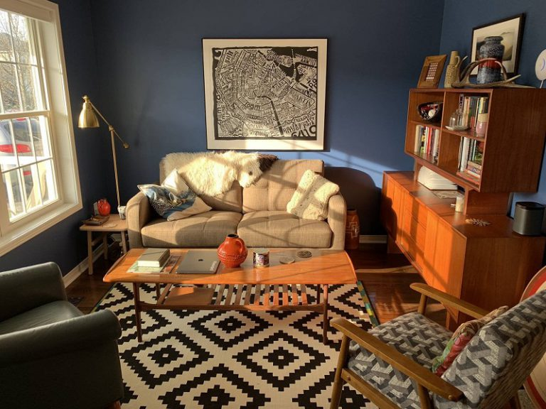 Decorating Your Mid Century Modern Study Room