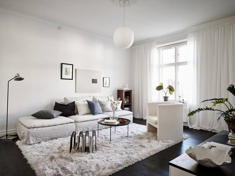 Choosing the Right Design of Small White Living Room