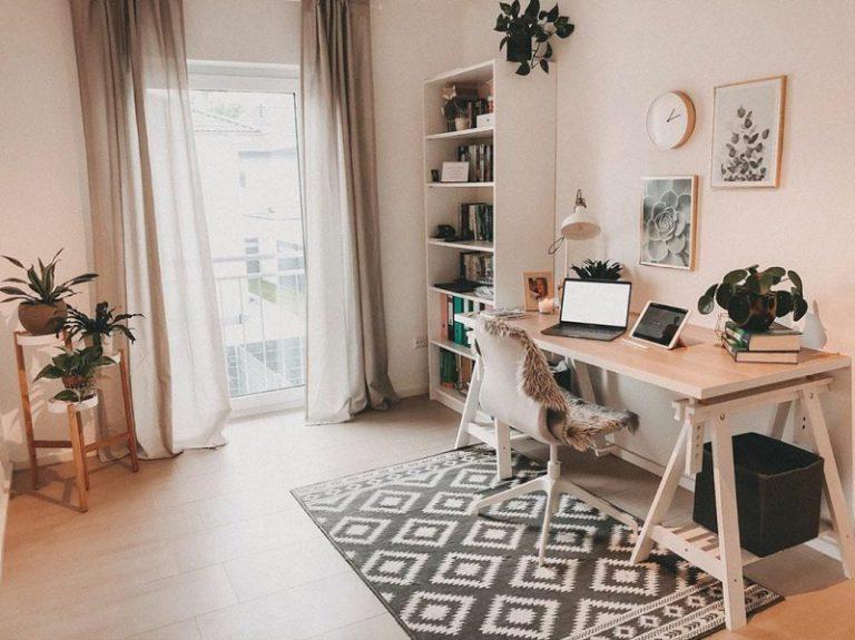 Practical Minimalist Study Room Ideas
